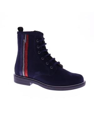 EB Shoes Kinderschoenen 2204 T11CR blauw