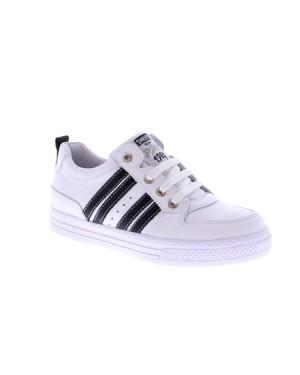 Piedro Kinderschoenen 117900910 wit zwart