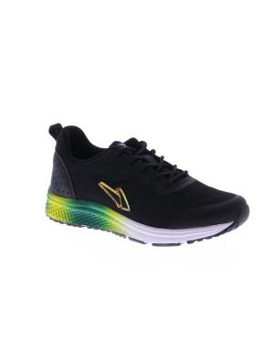 Piedro Sport Kinderschoenen 1517008510 zwart fantasie