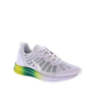 Piedro Sport Kinderschoenen 1517008510 wit fantasie