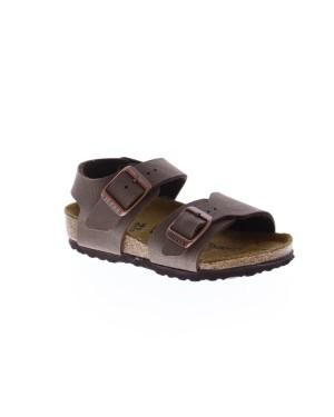Birkenstock Kinderschoenen New York bruin smal