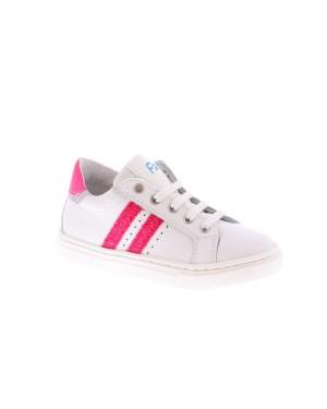 Romagnoli Kinderschoenen 5753 wit roze