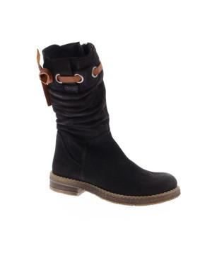 GiGa Kinderschoenen 9563 B71 zwart
