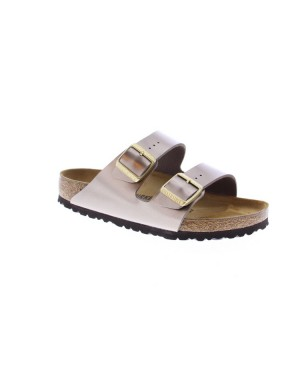 Birkenstock Kinderschoenen Arizona taupe breed