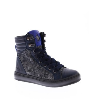 GiGa Kinderschoenen 9631 A13 blauw