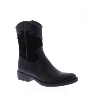 GiGa Kinderschoenen G3494 zwart