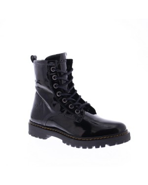 GiGa Kinderschoenen G3518 zwart lak