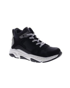 Gattino Kinderschoenen G1104 zwart