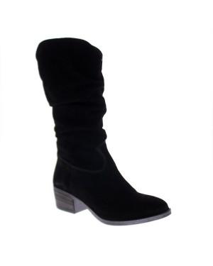 AQA Kinderschoenen A7603 Zwart
