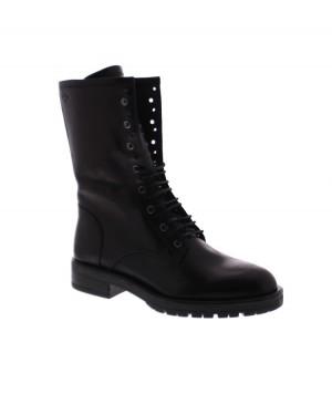 AQA Kinderschoenen A7526 zwart