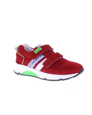 Develab Kinderschoenen 41403 rood