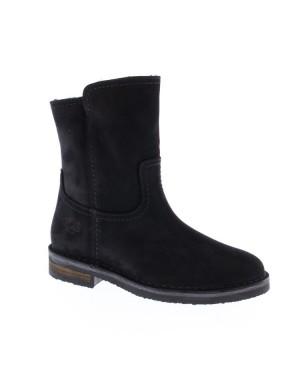 AQA Kinderschoenen A5981 zwart