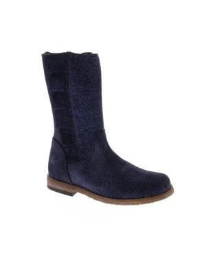 Clic Kinderschoenen CL9516 blauw glitter