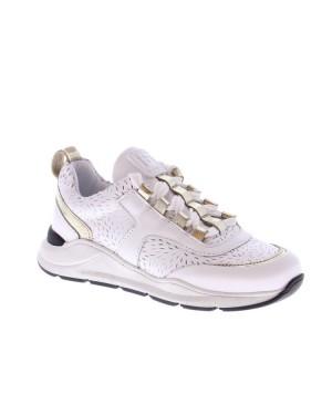 Jochie-Freaks Kinderschoenen 21530 wit goud