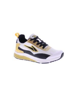 Piedro Sport Kinderschoenen 1517002710 wit goud
