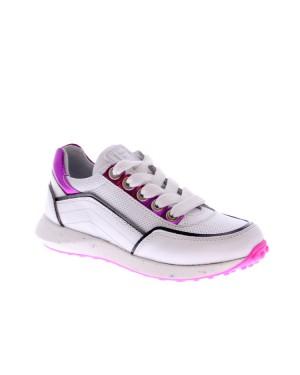 Jochie-Freaks Kinderschoenen 21526 wit