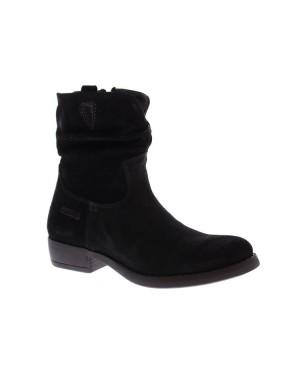 GiGa Kinderschoenen G3759 zwart