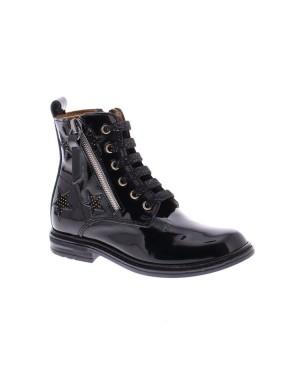 Romagnoli Kinderschoenen 8642 zwart lak