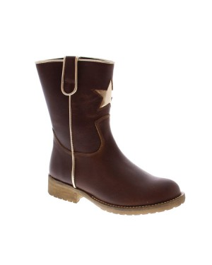 Gattino Kinderschoenen G1149 bruin
