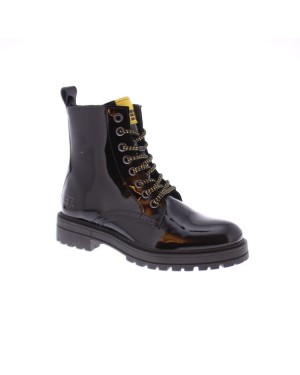 LEF Kinderschoenen LF2020770 zwart lak