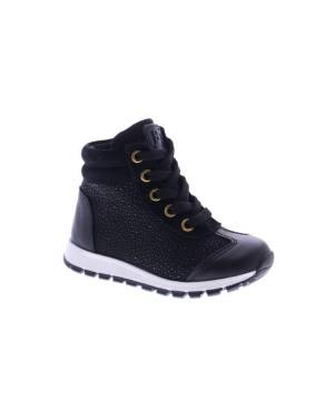 Jochie-Freaks Kinderschoenen 21182 zwart