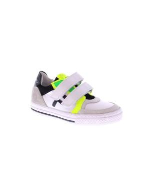Piedro Kinderschoenen 1117801750 wit groen