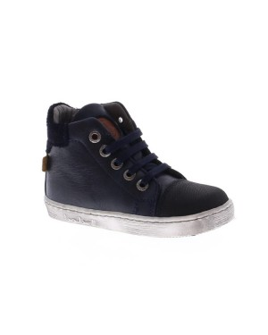Bo-Bell Kinderschoenen Giallo 2 A4 blauw