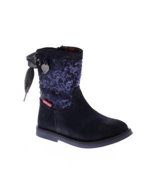Shoes me Kinderschoenen S18WO81-B blauw