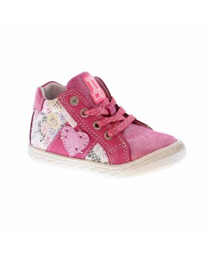 Develab Kinderschoenen 42204 469 Roze