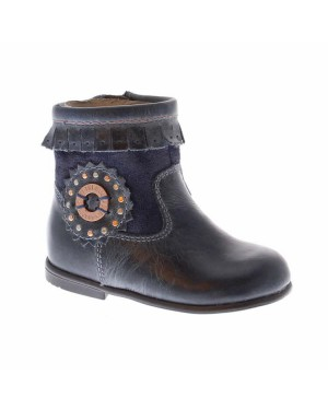 Braqeez Kinderschoenen 417510 527 Jeans