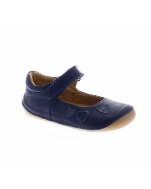 Jochie-Freaks Kinderschoenen 18058 Donker Blauw