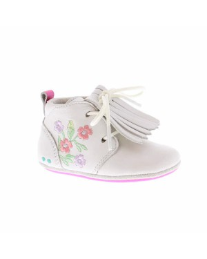 Bunnies Kinderschoenen 218111 500 Wit