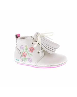 Bunnies Kinderschoenen 218111 500 Wit
