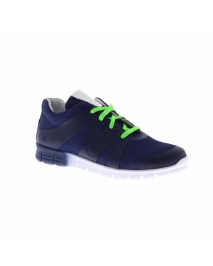 Jochie-Freaks Kinderschoenen 18600 Donker Blauw