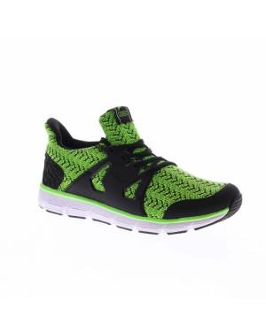 Piedro Sport Kinderschoenen 1517005110 9821 zwart groen