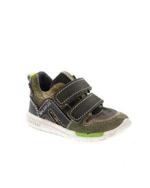 Shoes me Kinderschoenen RF6W090-C groen