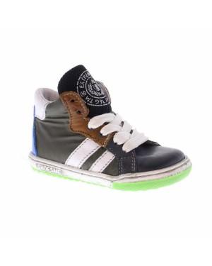 Shoes me Kinderschoenen EF7W025-B Donker blauw