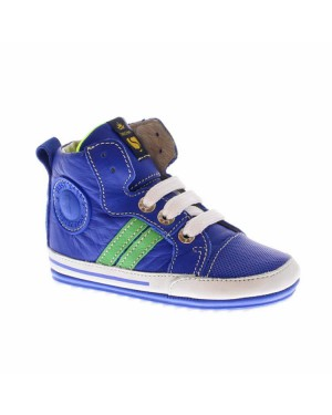 Shoes me Kinderschoenen BP7W002-B Kobalt