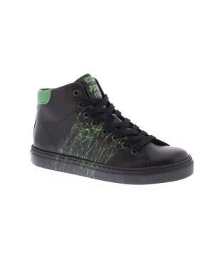 Piedro Kinderschoenen 1127 302210 zwart groen