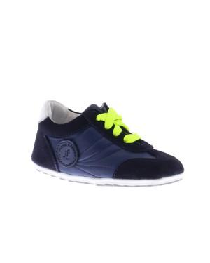 Jochie-Freaks Kinderschoenen 18060 donker blauw