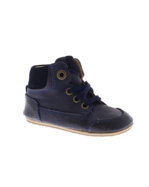 Jochie-Freaks Kinderschoenen 18063 donker blauw