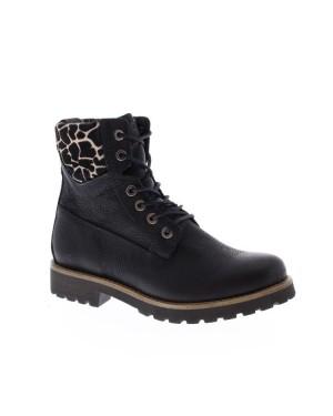 AQA Kinderschoenen A6254 B56F50 zwart
