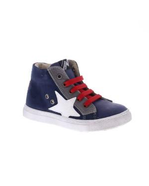 EB Shoes Kinderschoenen 55XX8 blauw