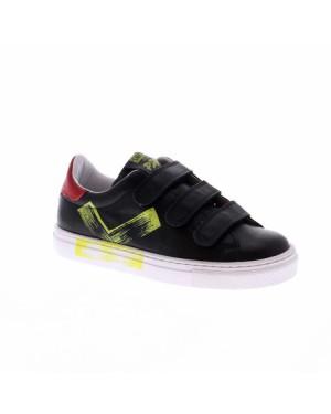 Piedro Kinderschoenen 1117401350 zwart combi