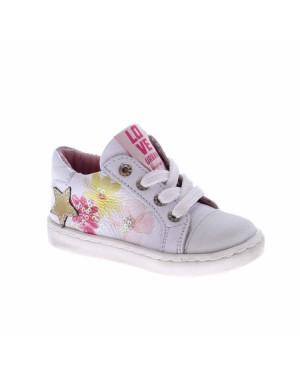 Shoes me Kinderschoenen UR9S044-A wit