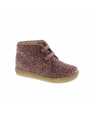 Falcotto Kinderschoenen OMO1 roze print