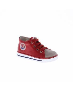 Falcotto Kinderschoenen 1B29 rood