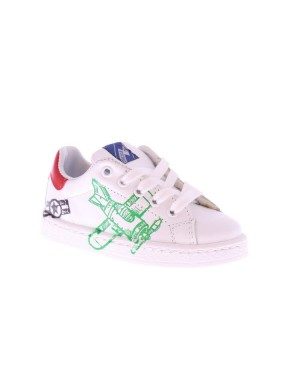 EB Shoes Kinderschoenen 7001 GG1 wit