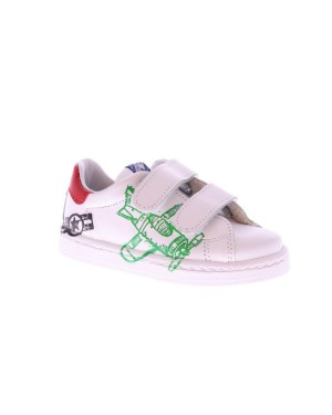EB Shoes Kinderschoenen 7002GG1 wit