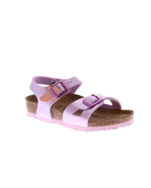 Birkenstock Kinderschoenen Rio lila smal